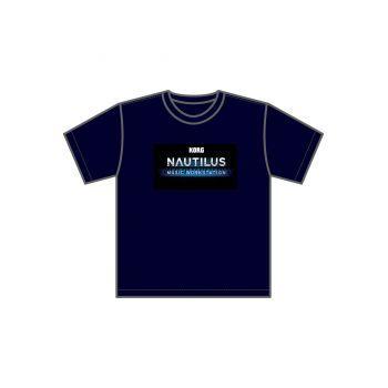 Korg CAMISETA NAUTILUS KEYS L Camiseta Talla L