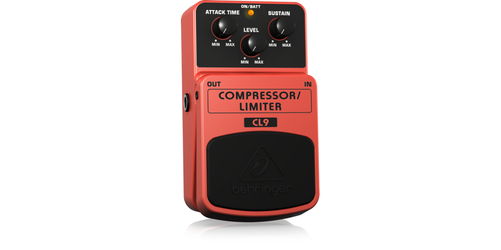 behringer CL9 pedal