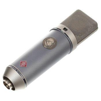 NEUMANN TLM-67 Microfono Multipatron Gran Diafragma,Niquel