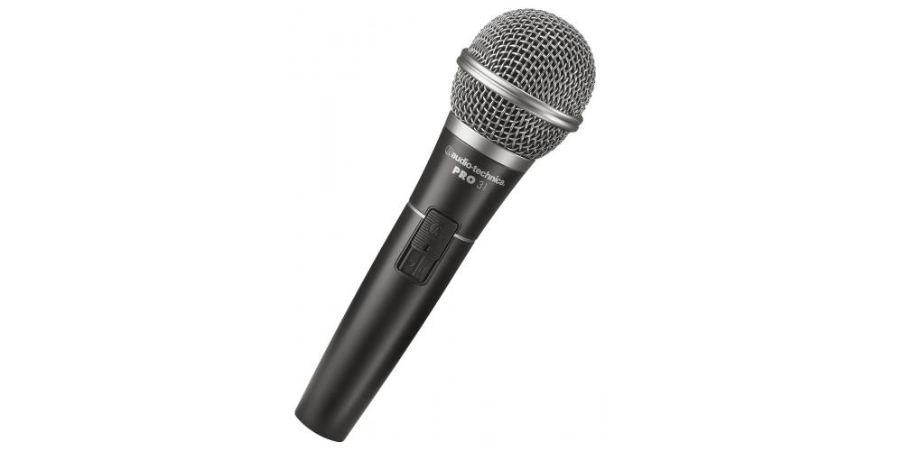 AUDIO TECHNICA PRO31QTR Microfono Dinamico Cardioide