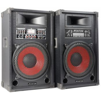VONYX SPA-1200 Altavoces Activos para Karaoke 12