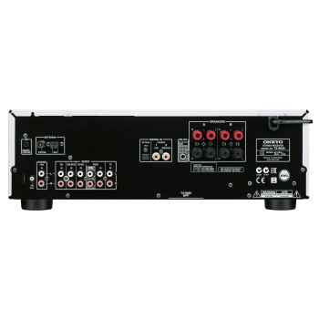 ONKYO TX-8020 S Receptor Stereo 180 W, Silver