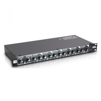LD SYSTEMS MS 828 Mezclador y splitter