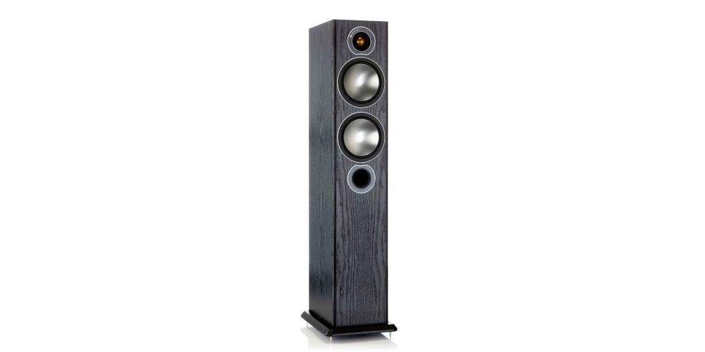 BRONZE 5 NEGRO MONITOR AUDIO ALTAVOZ