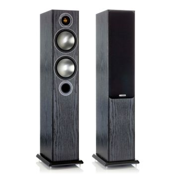 MONITOR AUDIO BRONZE 5 Black  ( REACONDICIONADO )