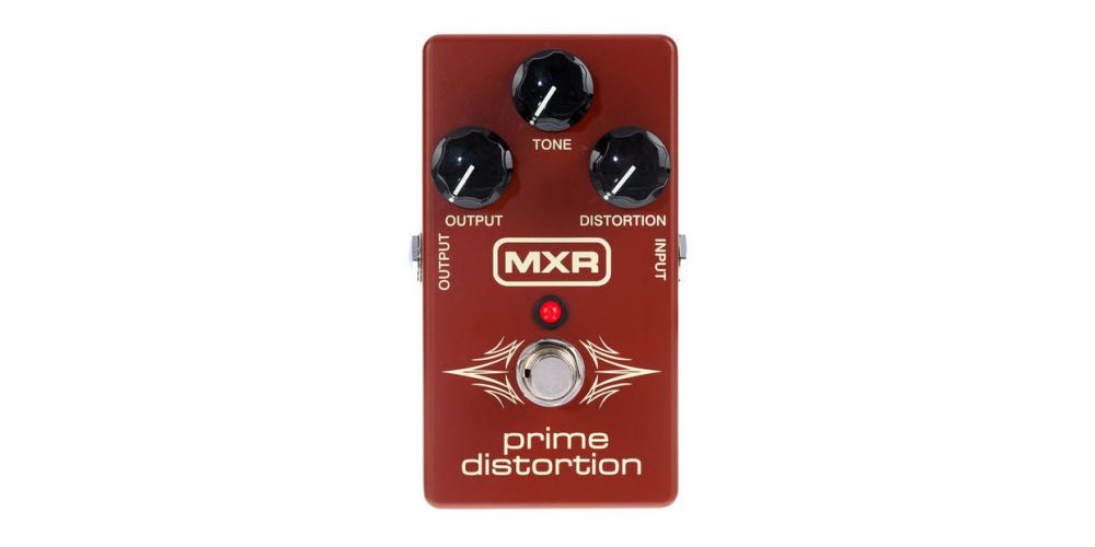 dunlop mxr m69 prime distortion front