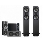 Q ACOUSTICS Q3050 Cinema, Q3050+Q3010+Q3070+Q3090 GRAFITO