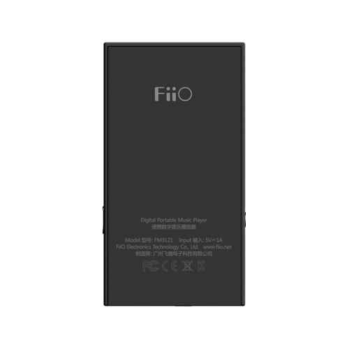 FIIO M3 Portable HD Player Negro