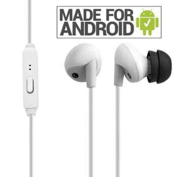 Hifiman RE300A Blanco Controles para Android