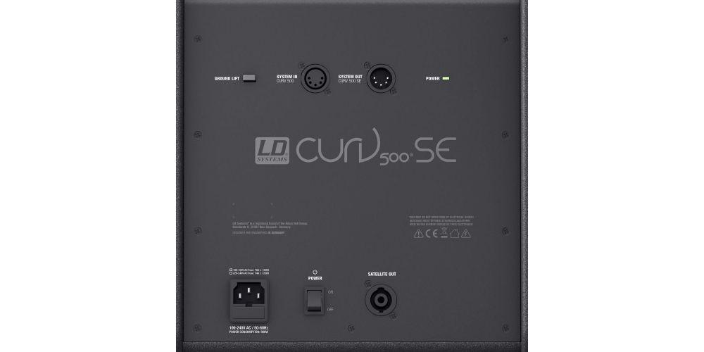 LD Systems Curv 500 Pes Sistema PA