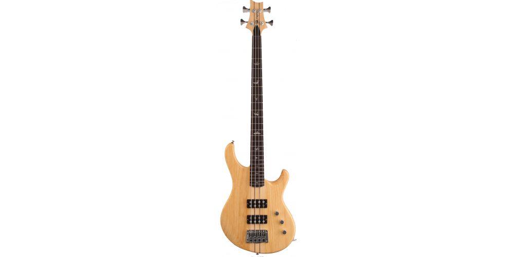 paul reed smith se kingfisher bass guitar natural