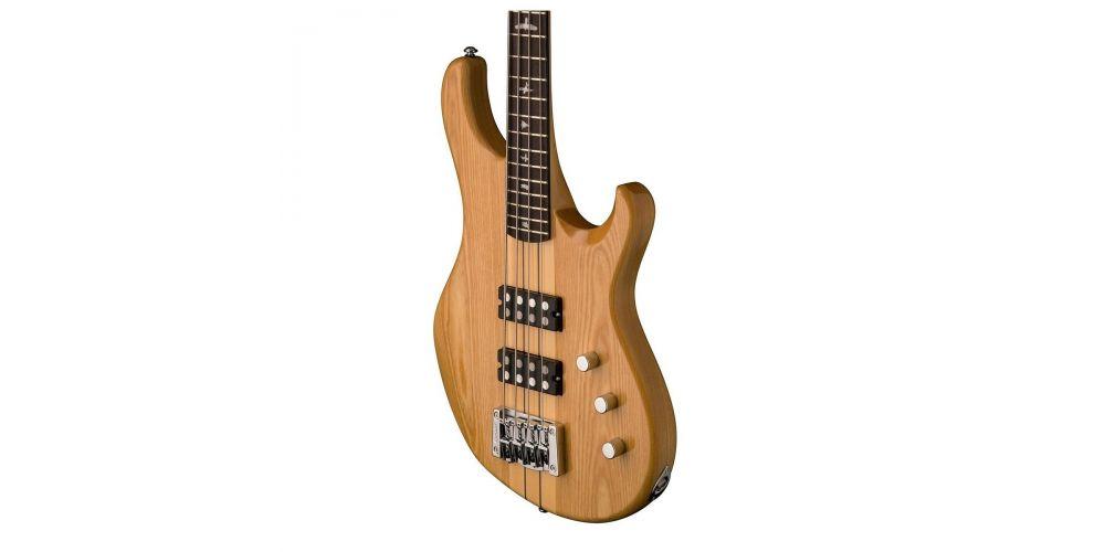prs se kingfisher bass natural bajo