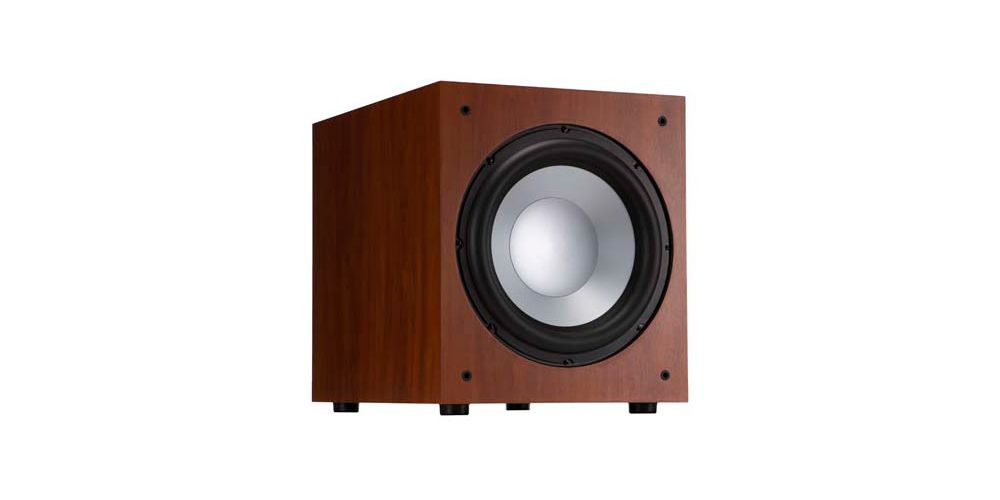 jamo J12SUB subwoofer dark apple