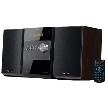 NEVIR NVR-697 BCDMU Microcadena CD Bluetooth