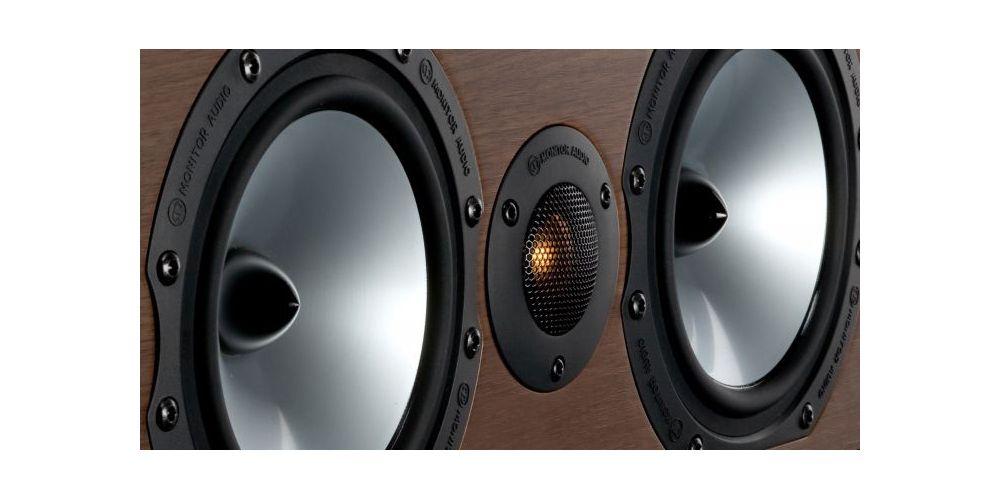 moniotor audio mr center