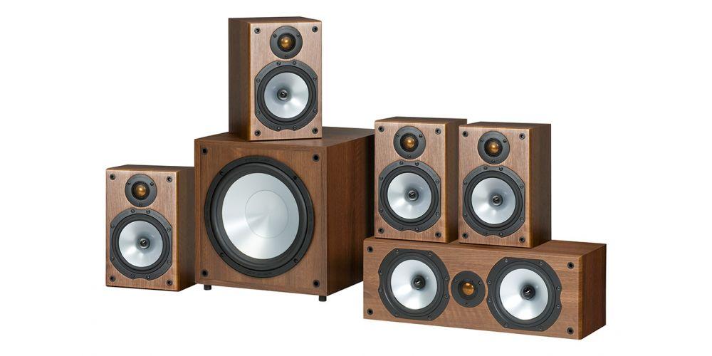 monitor audio power 1 av 5 1 mr1 mr centre mrw10