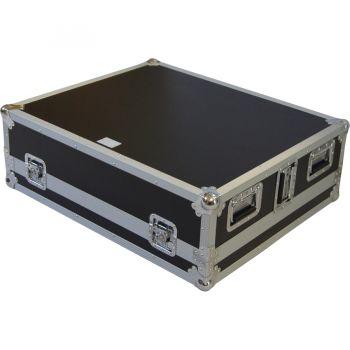Walkasse WC-PRO24X Flight case para mezclador directo 24CH