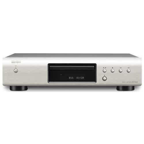 denon dcd520 silver compact disc