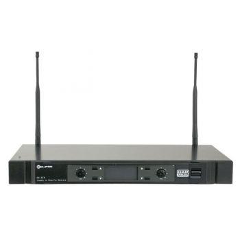 DAP Audio ER-216B Receptor PLL de 2 Canales D143082B