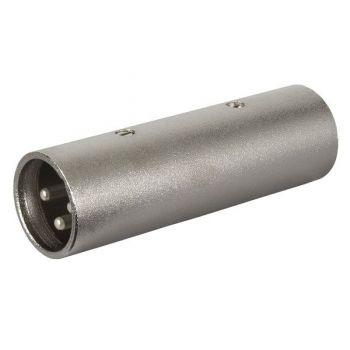 DAP Audio FLA25 Adaptador XLR Macho / XLR Macho