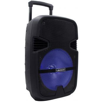 Lauson SS305 Altavoz Trolley Luces Multicolores