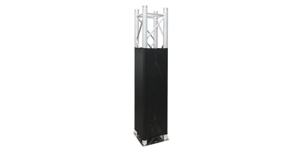 showtec truss sretch cover black 89232