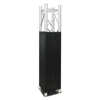 Showtec Truss Stretch Cover Black Revestimiento de Tela para Truss 89232