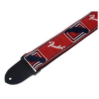 Fender Monogramm Strap RWB Correa para guitarra/bajo
