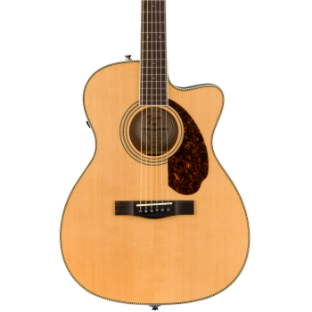 Fender PM-3 Standard Triple 0 Natural. Guitarra Electro Acústica + Estuche