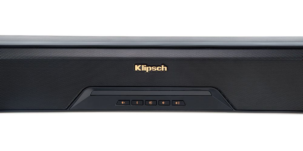 klipsch RSB 11 controles barra sonido