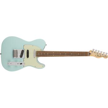 Fender Deluxe Nashville Telecaster Pau Ferro Fingerboard Daphne Blue