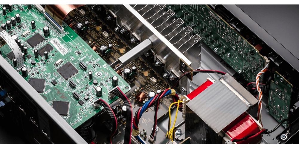 denon AVR X250BT receptor av bluetooth componentes