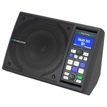 TC Helicon SINGTHING Procesador Vocal todo en uno con Altavoz, Micrófono y Cables