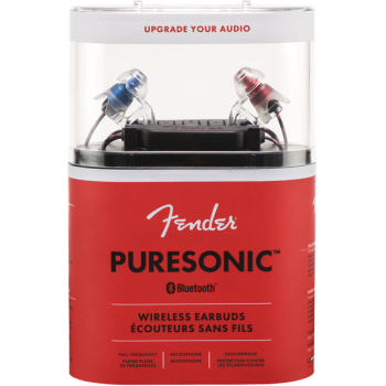 Fender PureSonic Wireless Earbuds