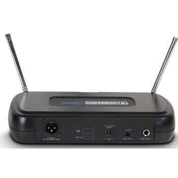 LD SYSTEMS ECO 2 HHD B6 I I Sistema inalámbrico con micrófono dinámico