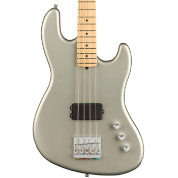 Fender Flea Signature Active Jazz Bass MN Satin Inca Silver