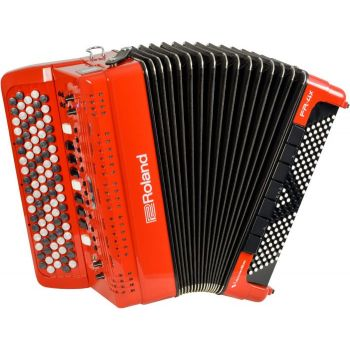 Roland FR-4XB RD Acordeón Digital Compacto Red