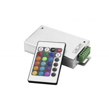 Eurolite IR-5 Control Remoto para Iluminación Led 12-24V