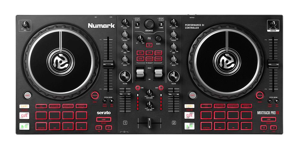 Numark Mixtrack Pro FX