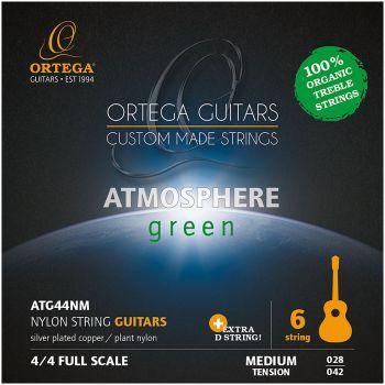 Ortega ATG44 Juego de Cuerdas para Guitarra Clásica