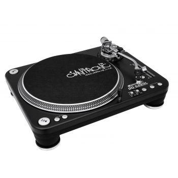 Omnitronic DD-5220L Giradiscos DJ de Tracción Directa