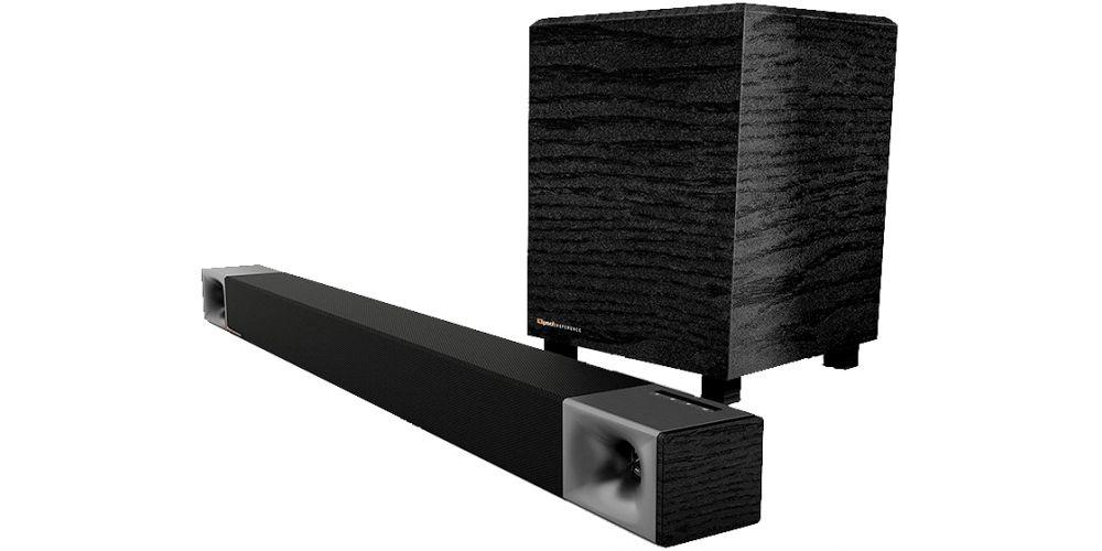 klipsch cinema 400 soundbar barra de sonido