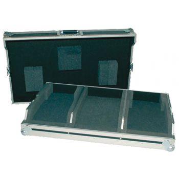 BST FL-CDJ100 Flightcase para Mezclador y Reproductor de CD