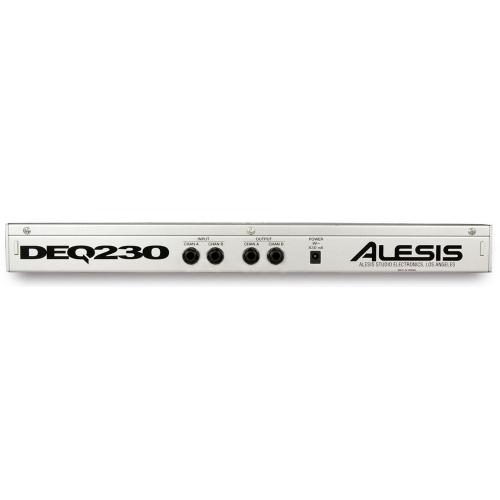 ALESIS DEQ230 Ecualizador