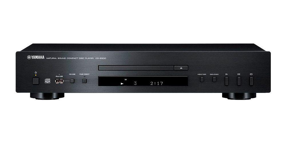 Yamaha CDS 300 Negro Compact disc CD CDS300 USB