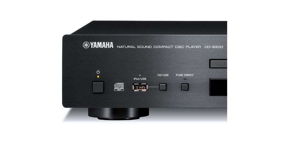 Yamaha cds 300bk detalle usb