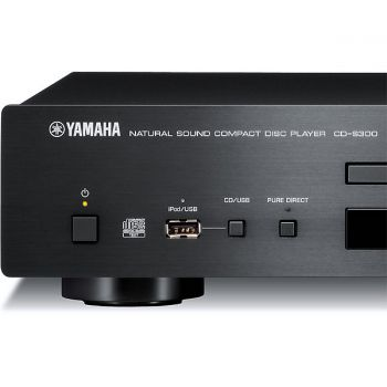 Yamaha CDS-300 Negro Compact disc CD CDS300 USB