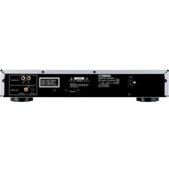 Yamaha CDS-300 Compact disc CD HiFi. Negro
