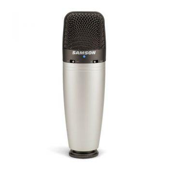 SAMSON C03 Microfono condensador Estudio, Vocal C-03