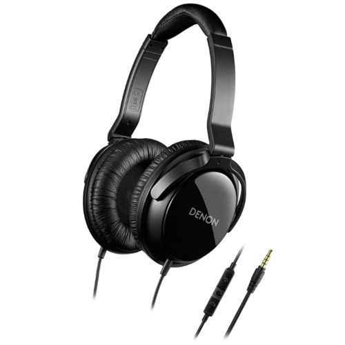DENON AH-D310R Auricular Cerrados Micro para Movil AHD310R